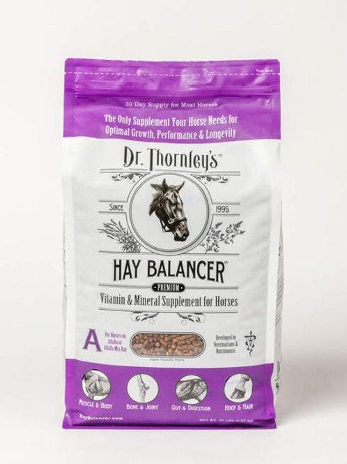 Dr. Thornley's Hay Balancer Alfalfa
