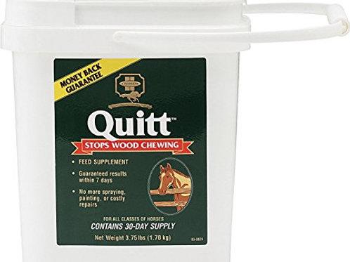 Quitt Wood Chewing Supplement