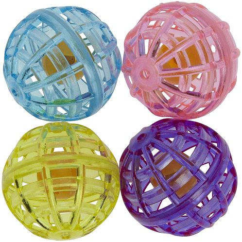 Spot Lattice Balls