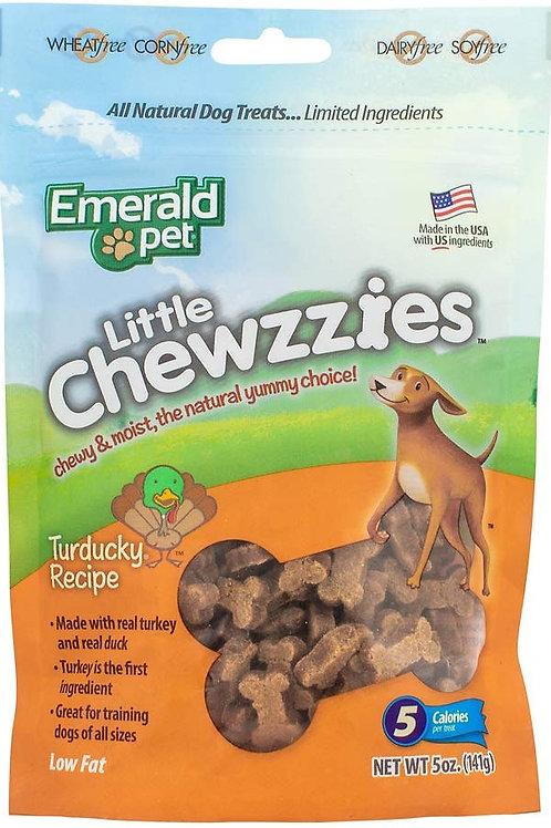 Emerald Pet Little Chewzzies Turducky Recipe