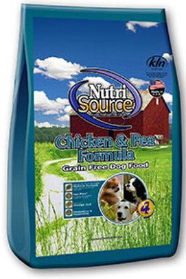 NutriSource Grain Free Chicken & Pea