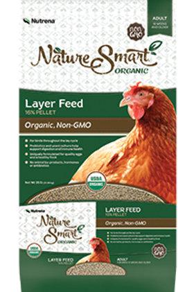 Nature Smart Organic Layer Pellets