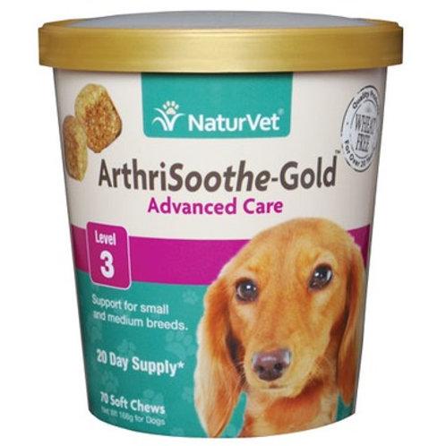 Naturvet Arthrisoothe Gold