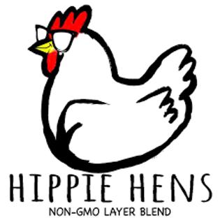 Hippie Hens Non-GMO Layer Blend