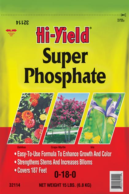 Hi Yield Super Phosphate
