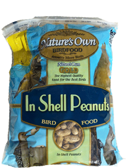 Natures Own In Shell Peanuts