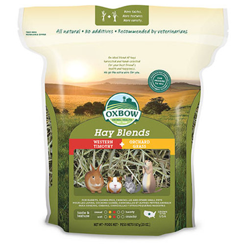 Oxbow Hay Blends