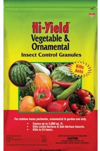 Hi Yield Vegetable & Ornamental Insect Granules