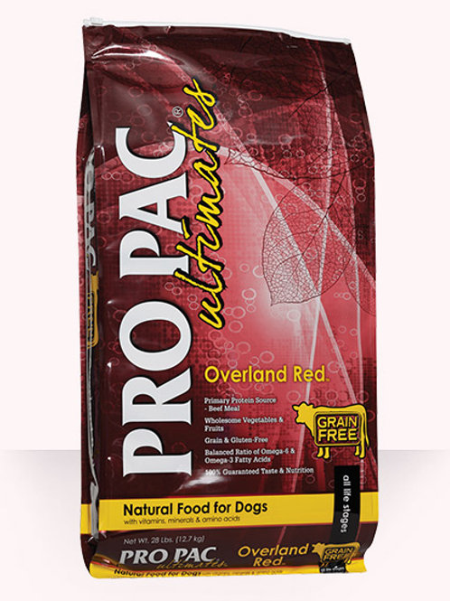 Pro Pack Ultimates Overland Red