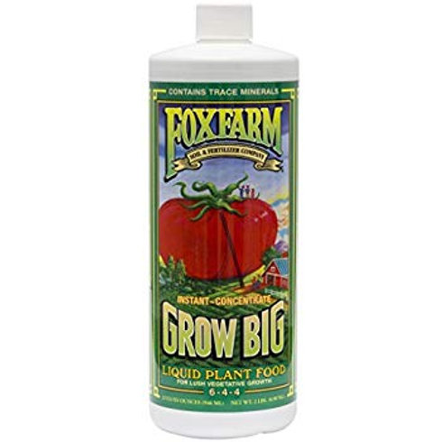Fox Farm Grow Big Fertilizer