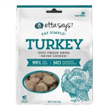 Etta Says Turkey Freeze-Dried