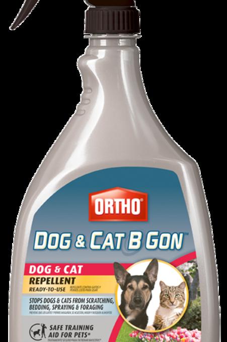Ortho Dog & Cat Repellent RTU Spray