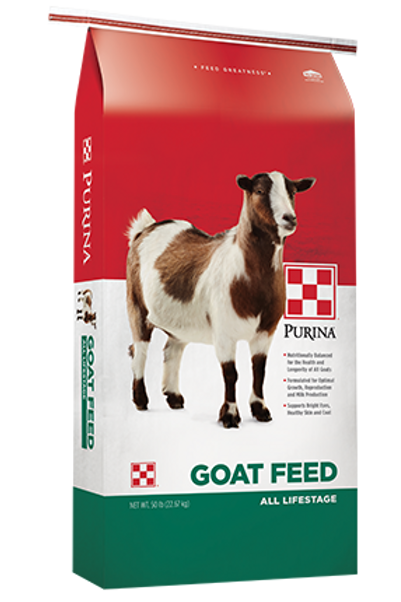 Purina Goat Feed
