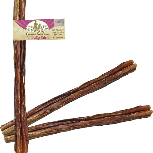 "Fieldcrest Farms 6"" Bully Stick"