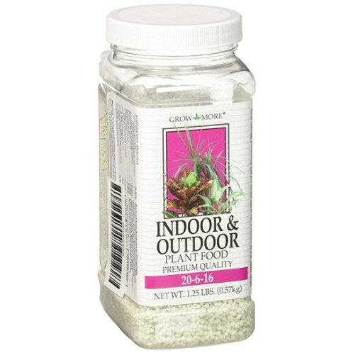 Grow More Indoor & Outdoor Plant Food