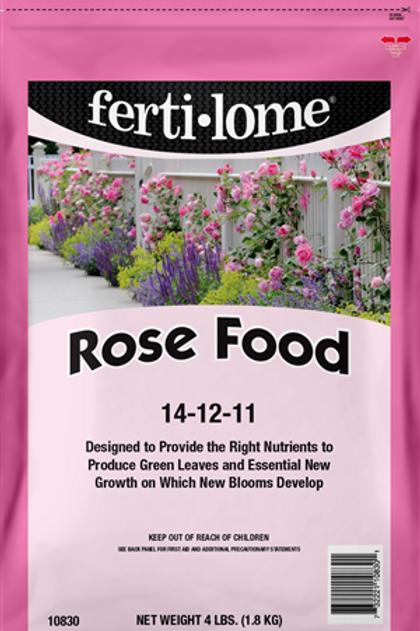 Fertilome Rose Food