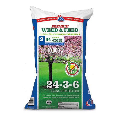 IFA Step 2 Weed & Feed