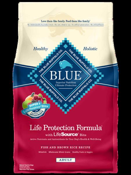 Blue Buffalo Fish & Brown Rice