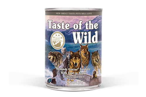 Taste of the Wild Wetlands 13oz