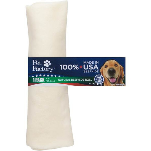 Pet Factory Rolled Beefhide