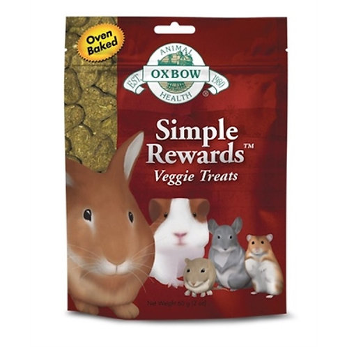 Oxbow Simple Rewards Veggie