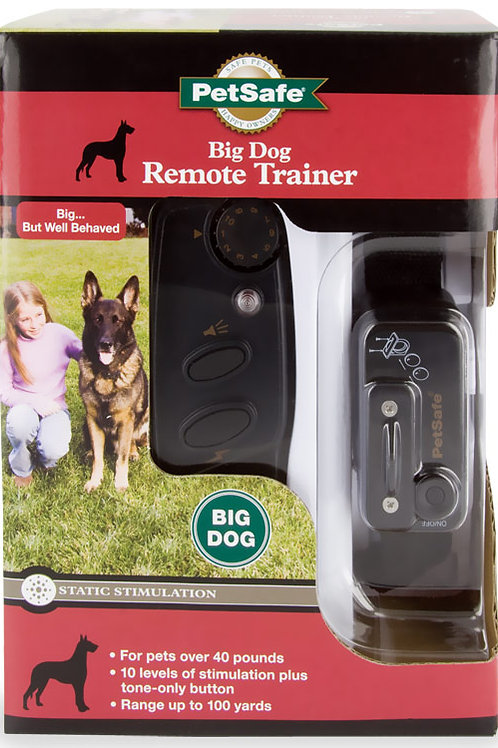 PetSafe Big Dog Remote Trainer