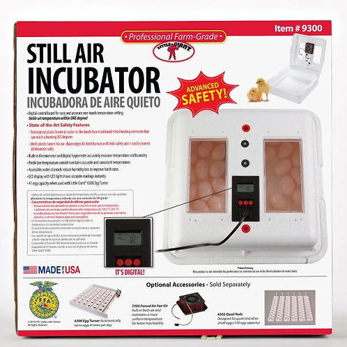 Little Giant Still Air Incubator