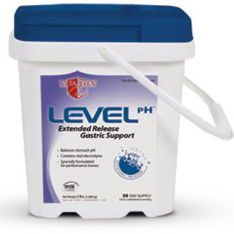 Level PH Extended Gastric Release