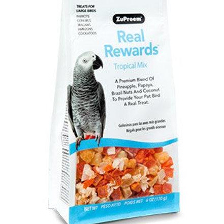 Zupreem Real Rewards Tropical Mix Large Birds