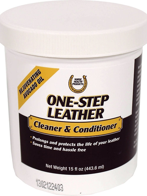 Horse Health Leather Cleaner & Conditioner