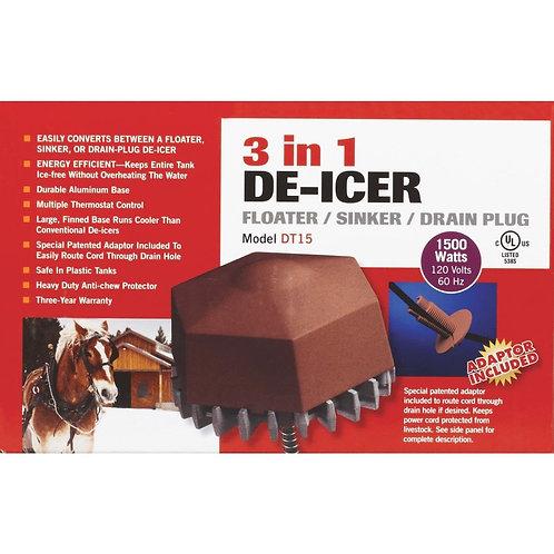 3-In-1 De-Icer