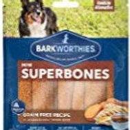 Bark Worthies Mini Superbones Grain Free Recipe
