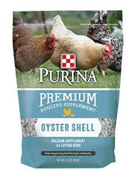 Purina Premium Oyster Shell