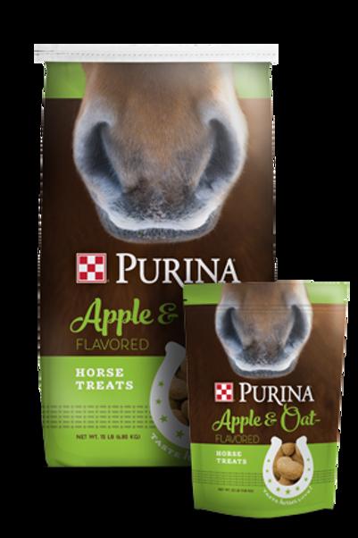 Purina Apple & Oat Horse Treats
