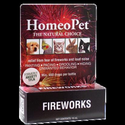 HomePet Fireworks