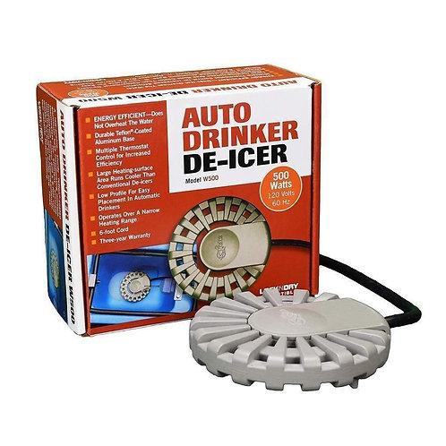 API Auto Drinker De-Icer