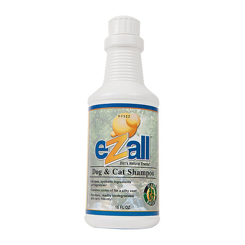 eZall Dog & Cat Shampoo