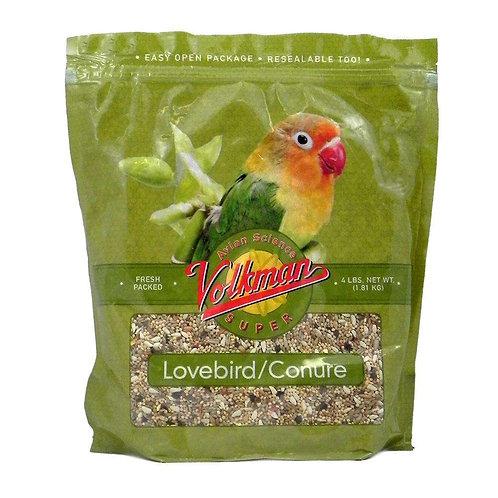 Volkman Lovebird & Conure