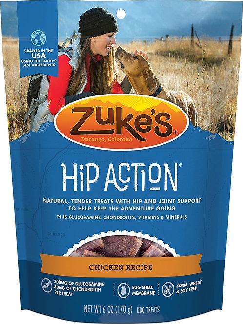 Zuke's Hip Action Chicken Recipe