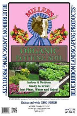 Miller's Organic Potting Soil