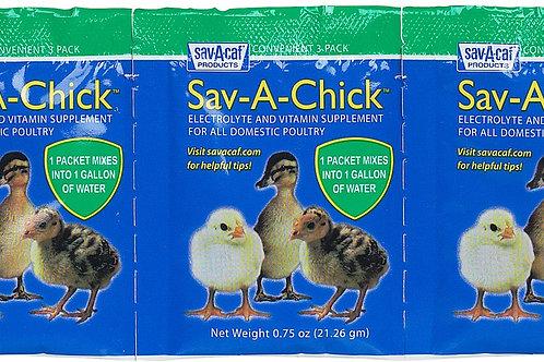 Sav-A-Chick Electrolyte 3 Pack