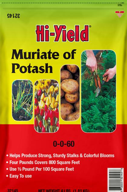 Hi Yield Muriate of Potash
