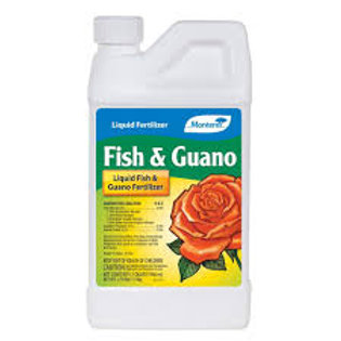 Monterey Fish & Guano Fertilizer