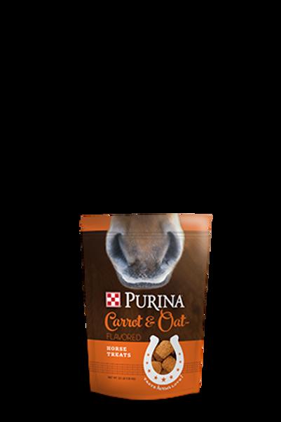 Purina Carrot & Oat Horse Treats