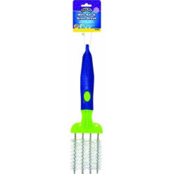Super Pet Wire Brush Perch Cleaner