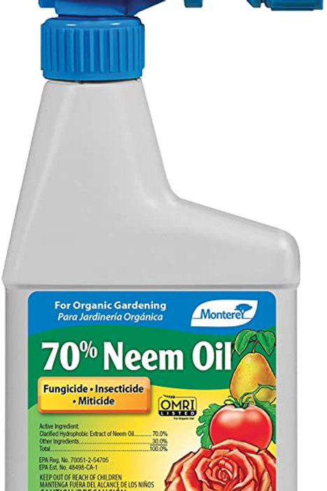 Monterey 70% Neem Oil RTS