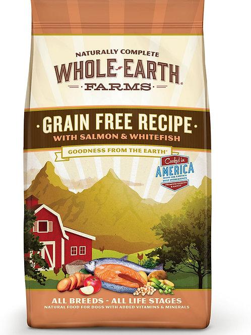 Whole Earth Farms Salmon & Whitefish