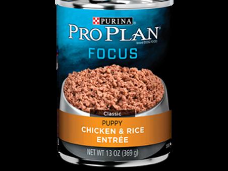 Pro Plan Savor Puppy Chicken & Rice 13oz