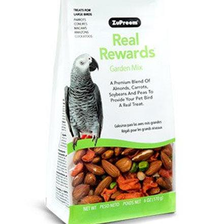 Zupreem Real Rewards Garden Mix Large Birds
