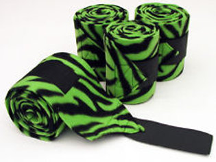 Tough-1 Soft Fleec Polo Wraps